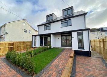 Thumbnail 3 bed semi-detached house for sale in First Avenue, Teignmouth