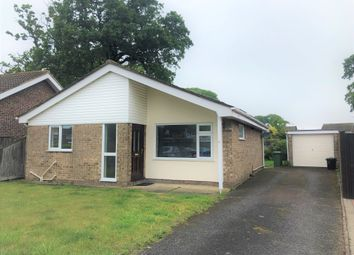 Thumbnail 3 bedroom bungalow to rent in Turner Close, Lowestoft