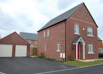 Thumbnail 4 bed detached house for sale in Southfield Avenue, Sileby, Leicestershire