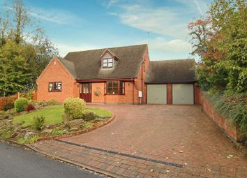 Thumbnail 4 bed detached house for sale in Gaol Butts, Eccleshall, Stafford