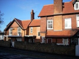 Thumbnail 1 bed flat to rent in Avenue Road, Leicester