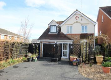 Thumbnail 3 bed detached house for sale in Howard Close, Haverhill