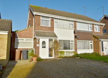 3 bed semi-detached house for sale in Roses Close, Wollaston, Northamptonshire NN29