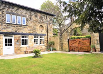 Thumbnail 3 bedroom end terrace house for sale in Shire Oak Road, Leeds
