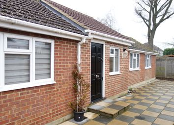 Thumbnail 2 bed detached bungalow for sale in Cuffley Hill, Goffs Oak
