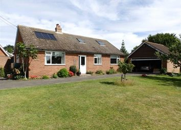 Thumbnail 3 bedroom detached bungalow for sale in The Street, Harksetad, Suffolk