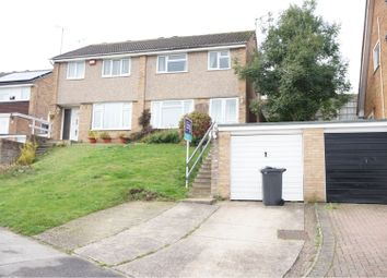 Thumbnail 3 bed semi-detached house to rent in Nightingale Road, South Croydon