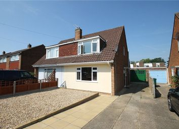 Thumbnail 3 bed semi-detached house for sale in Western Drive, Shepperton, Middlesex