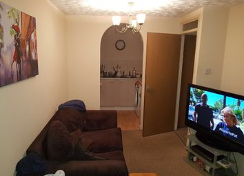 Thumbnail 1 bed flat to rent in Pickering Close, Leicester
