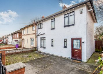 Thumbnail 3 bedroom semi-detached house for sale in Deverell Road, Wavertree, Liverpool