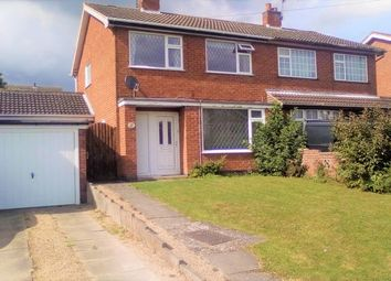 Thumbnail 3 bed shared accommodation to rent in Valley Road, Melton Mowbray