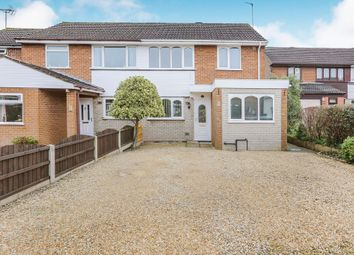 Thumbnail 3 bed semi-detached house for sale in Langdale Road, Stourport-On-Severn