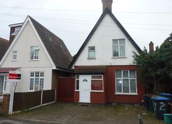 Thumbnail 3 bedroom detached house for sale in Park Road, Wembley, Middlesex, Greater London