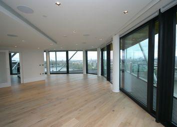 Thumbnail 3 bed flat to rent in Nine Elms Lane, Battersea, London