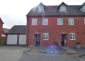 Thumbnail 3 bed property for sale in Donington Drive, Woodville, Swadlincote