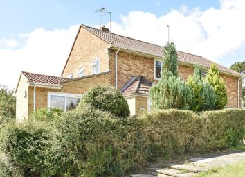 Thumbnail 5 bed semi-detached house for sale in Walpole Road, Winchester