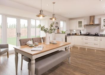 "Thumbnail 4 bedroom detached house for sale in ""Holden"" at Llantrisant Road, Capel Llanilltern, Cardiff"