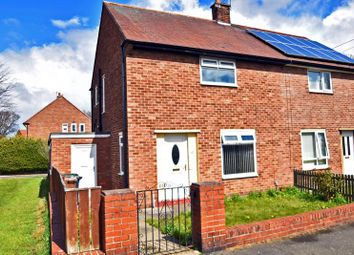 Thumbnail 2 bed semi-detached house for sale in Netherton Avenue, North Shields
