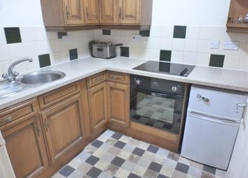 Thumbnail 1 bedroom flat to rent in Lynn Road, Wisbech