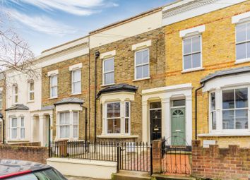 Thumbnail 5 bed terraced house to rent in Rushmore Road, London