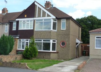 Thumbnail 2 bed end terrace house to rent in Murchison Avenue, Bexley