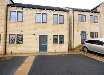 Thumbnail 4 bed town house to rent in Dyson Court, Slade Lane, Brighouse