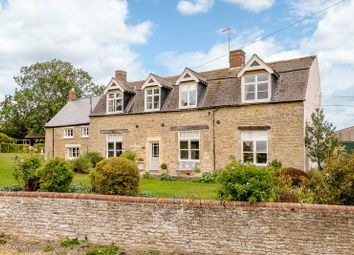 Thumbnail 4 bed detached house for sale in Elsthorpe Road, Stainfield, Bourne