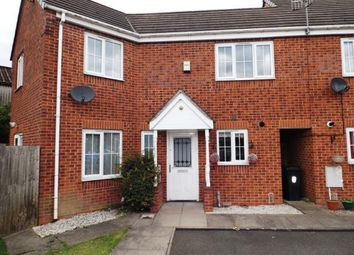 Thumbnail 2 bed end terrace house for sale in Colsyll Gardens, Dudley, West Midlands
