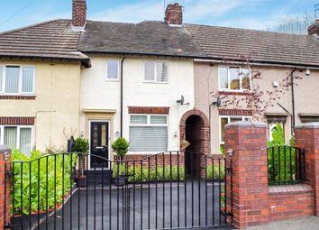 Thumbnail 3 bedroom terraced house for sale in Longley Avenue West, Sheffield S58Ul