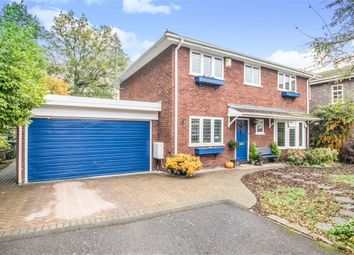 Thumbnail 4 bed detached house for sale in Govett Grove, Windlesham, Surrey