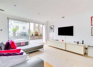 Thumbnail 2 bed flat for sale in Evesham House, Hereford Road, London