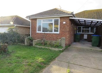 Thumbnail 3 bed bungalow to rent in Hoddern Avenue, Peacehaven