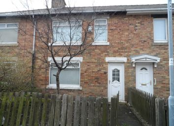 Thumbnail 3 bedroom terraced house for sale in Collingwood Road, Newbiggin-By-The-Sea