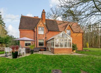 Fryland Lane, Wineham, Henfield, West Sussex BN5. 4 bed detached house for sale