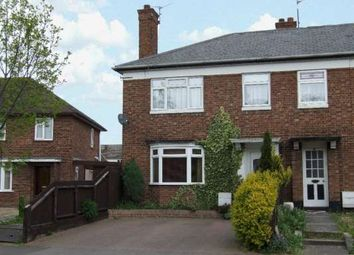 Thumbnail 3 bed end terrace house to rent in Elmfield Road, Dogsthorpe, Peterborough