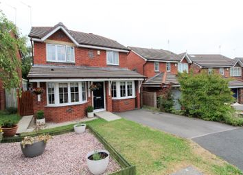 Thumbnail 4 bed detached house for sale in Camberley Close, Tottington