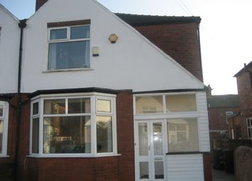 Thumbnail 4 bedroom semi-detached house to rent in Lee Shall Crescent, Manchester