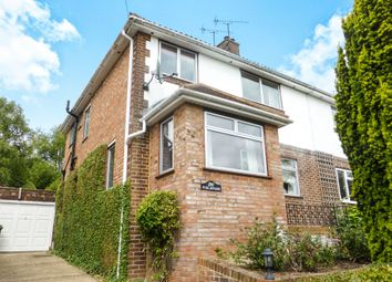 Thumbnail 3 bed semi-detached house for sale in Egerton Road, Berkhamsted