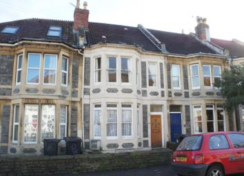 Thumbnail 5 bedroom terraced house to rent in Brynland Avenue, Bishopston, Bristol