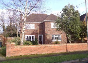 Thumbnail 3 bed detached house for sale in Aldershot, Surrey
