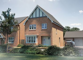"""Thumbnail 4 bed detached house for sale in """"The Bredon"""" at Deardon Way, Shinfield, Reading"""