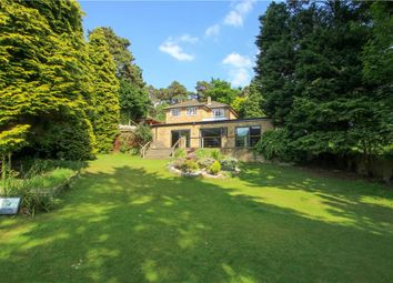 Thumbnail 3 bed detached house for sale in Branksome Close, Camberley, Surrey