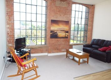 Thumbnail 1 bed flat to rent in Town End Road, Derby