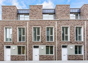 Thumbnail 3 bed terraced house for sale in Rope Terrace, Royal Wharf, London