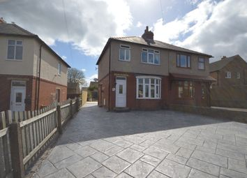 Thumbnail 3 bed semi-detached house for sale in Long Lane, Huddersfield