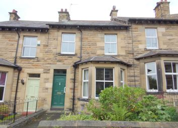 Thumbnail 3 bed terraced house for sale in Stott Street, Alnwick