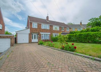 Thumbnail 3 bed semi-detached house for sale in Poplar Close, Hitchin