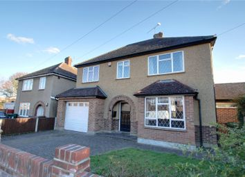 Thumbnail 4 bed detached house to rent in Fontmell Park, Ashford, Surrey