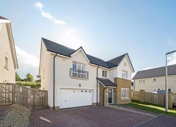 Thumbnail 5 bed detached house for sale in James Shepherd Grove, King's Lea, East Kilbride, South Lanarkshire