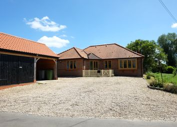 Thumbnail 4 bed detached house to rent in Upton, Norwich, Norfolk